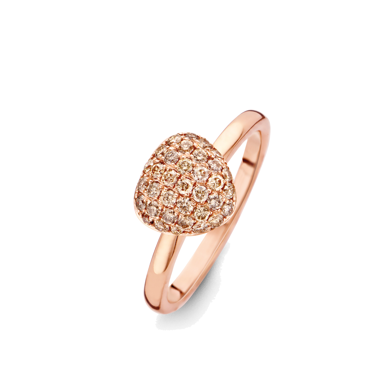 vulsini ring in rose gold
