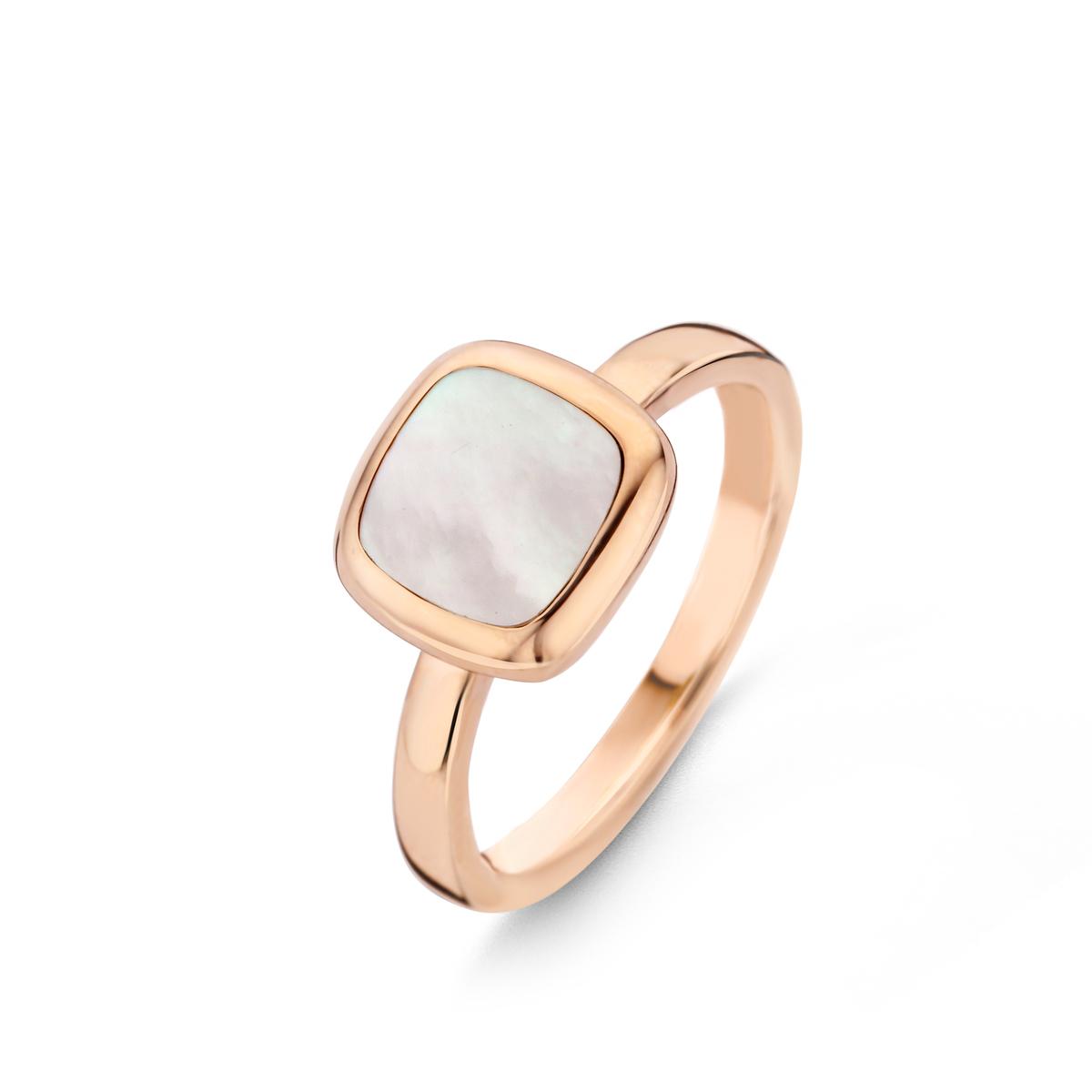 pantelleria ring in rose gold