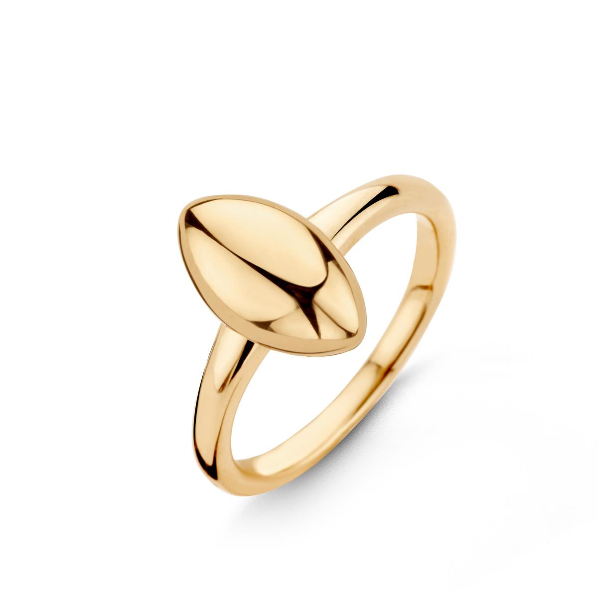 vulsini ring in yellow gold