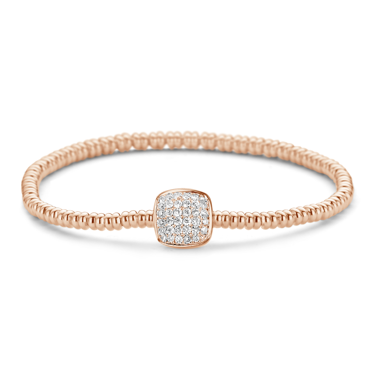 vulsini bracelet in rose gold